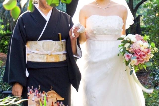 誰のための結婚?